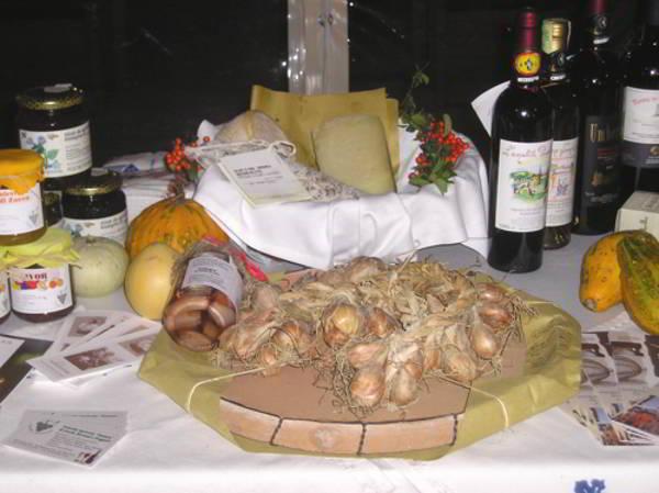 scalogno - gastronomia