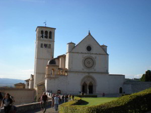 assisi - chiesa san francesco