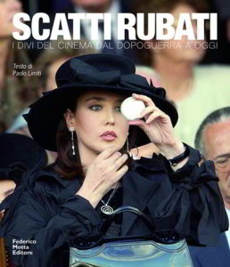 scatti rubati - libro cinema