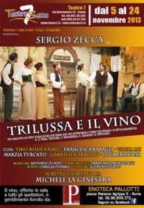 trilussa - vino