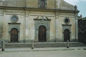 civita - chiesa