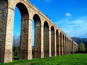 acquedotto nottolini - lucca