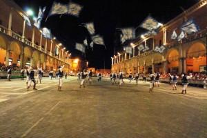 Palio di Faenza - rioni