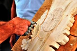 Carnia - Sutrio - Magia del legno