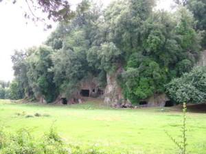 etruschi - geografia